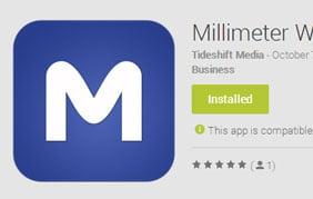 millimeter-wave-app