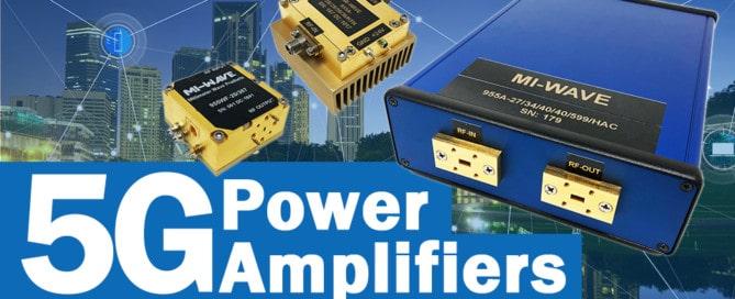 5g power amplifiers