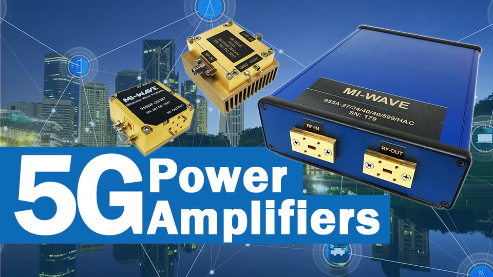 5g power amplifiers