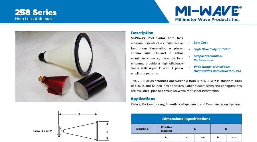 horn lens antenna pdf