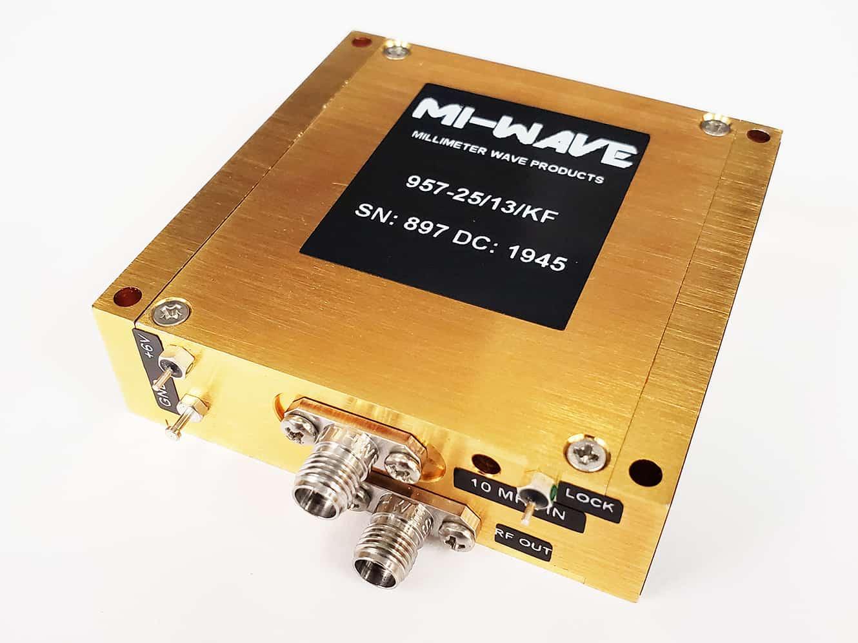 Phase Locked Oscillator