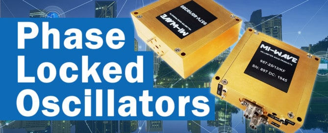 phase locked oscillators