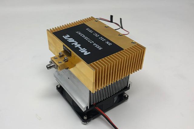 6G power amplifiers