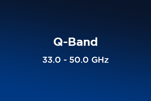 Q-Band Fixed Attenuators