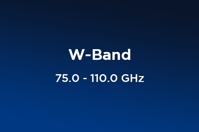 W-Band Fixed Attenuators