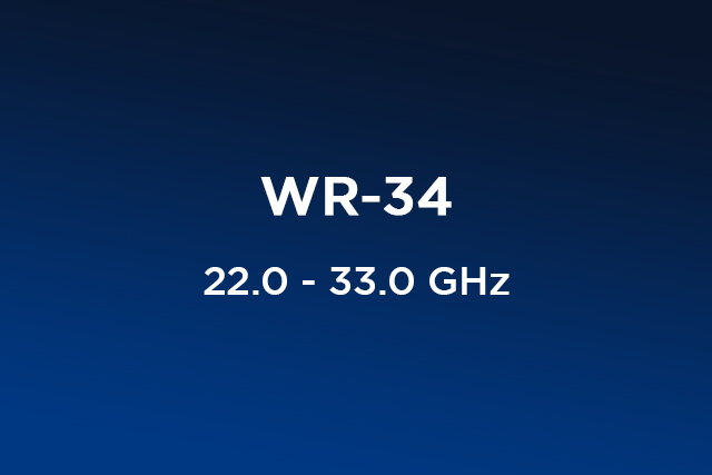 wr-34, faraday isolators