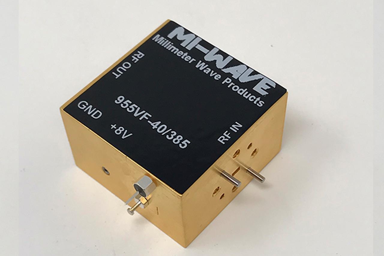 wr-15, low noise amplifier