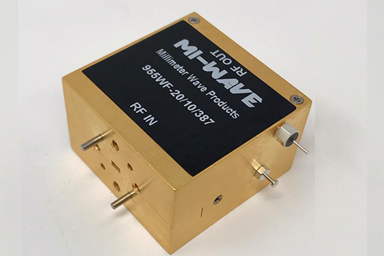 wr-6, low noise amplifier
