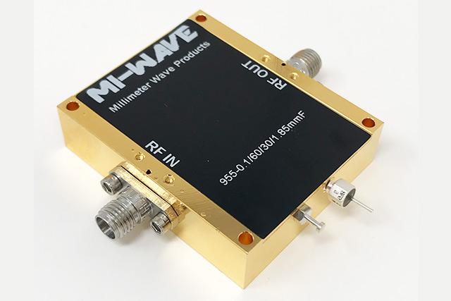 1GHz to 60 GHz LNA