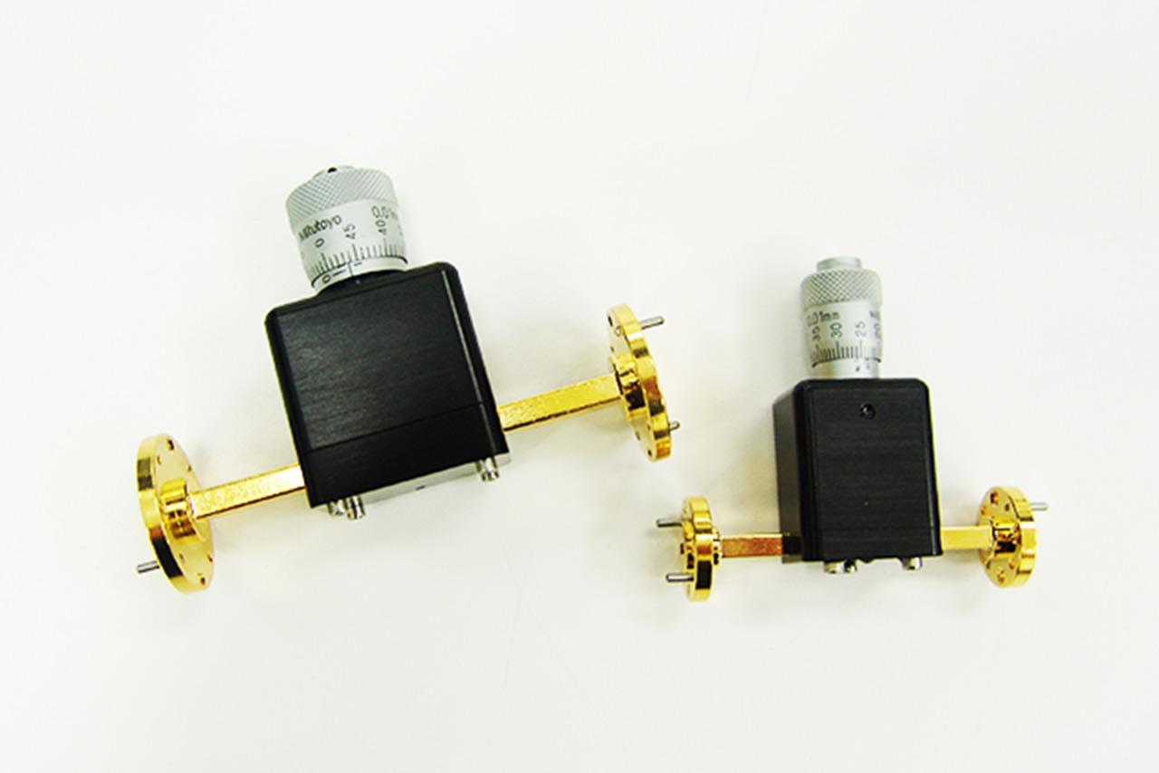 Variable Waveguide Attenuators