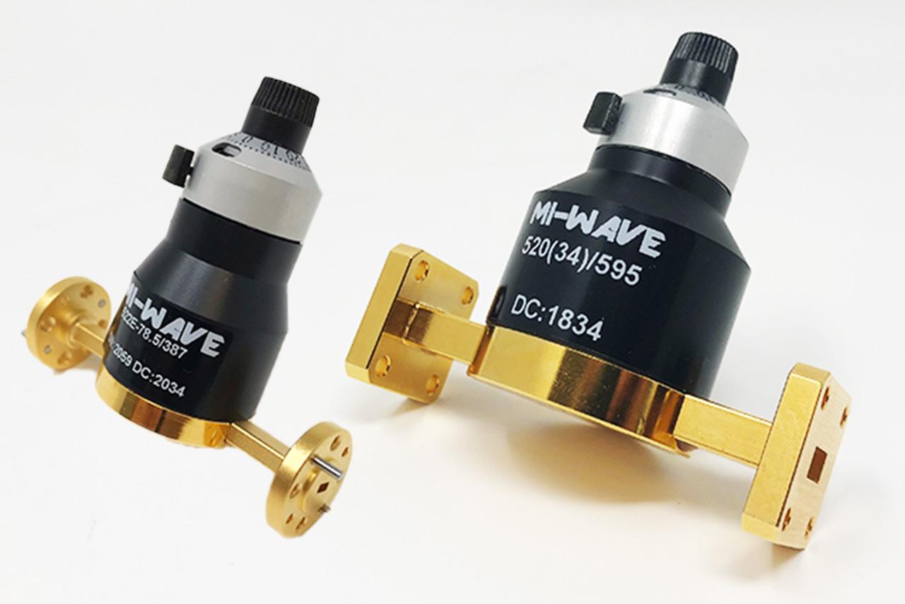 Calibrated and Un-Calibrated Waveguide Attenuators