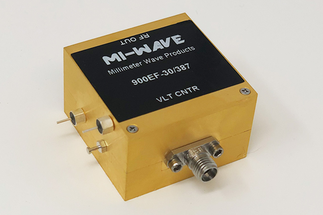WR-12 Voltage Variable Attenuators