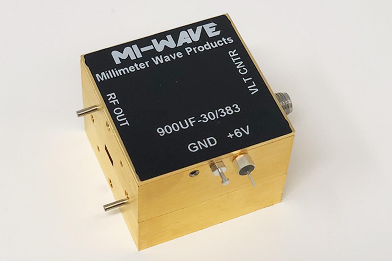 WR-19 Voltage Variable Attenuators