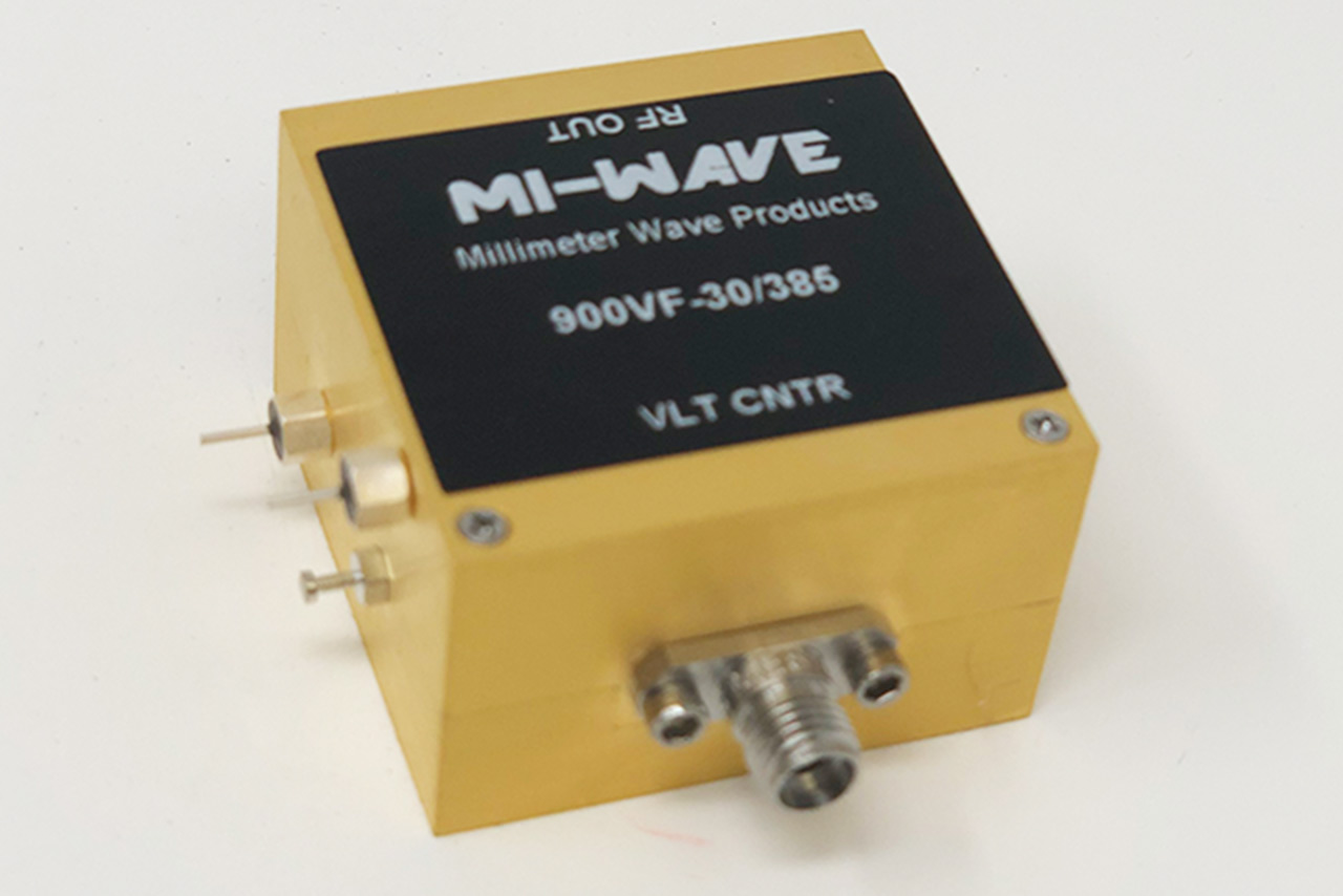WR-15 Voltage Variable Attenuator