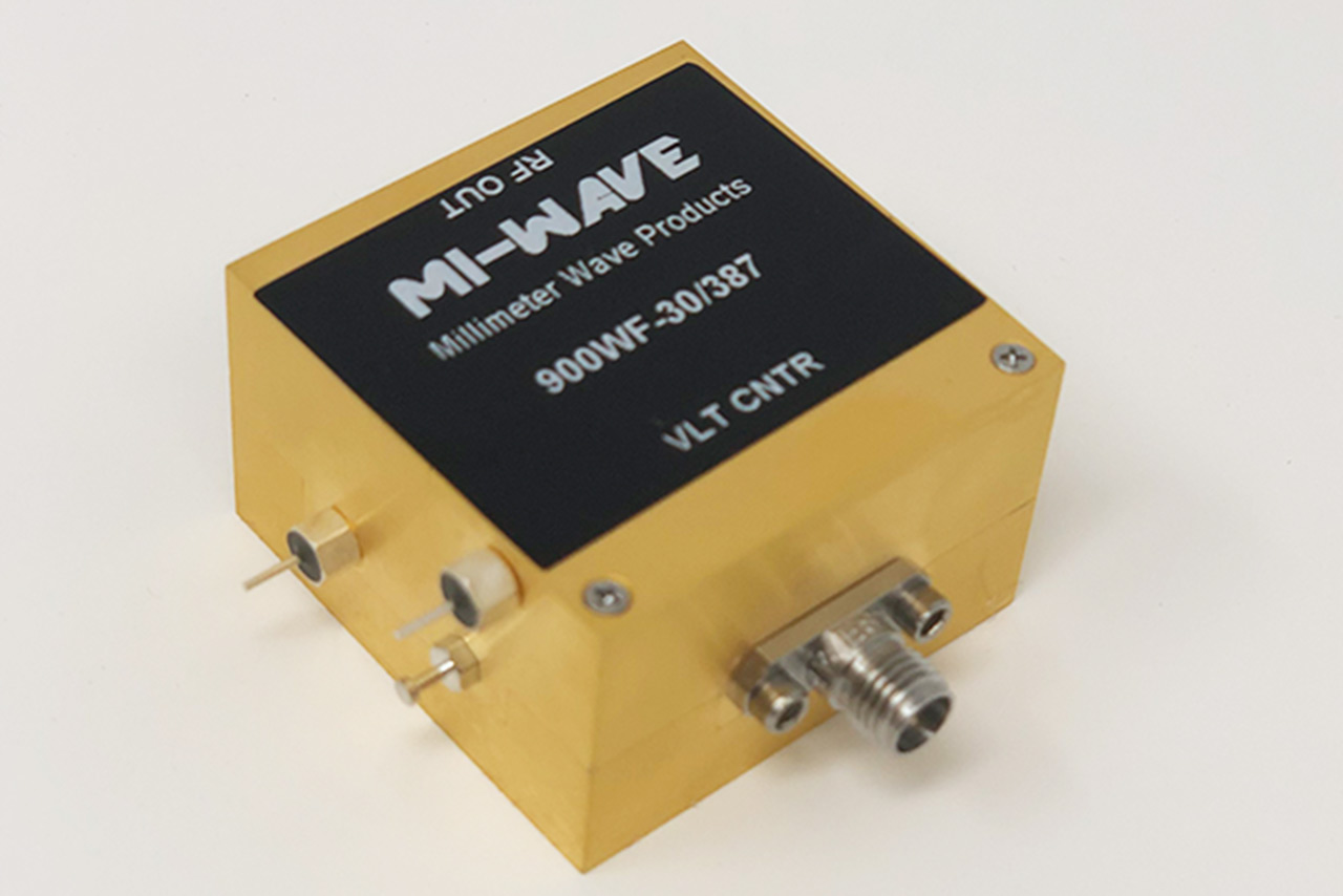 WR-10 Voltage Variable Attenuators