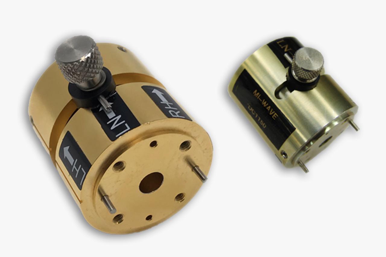 adjustable circular polarizer