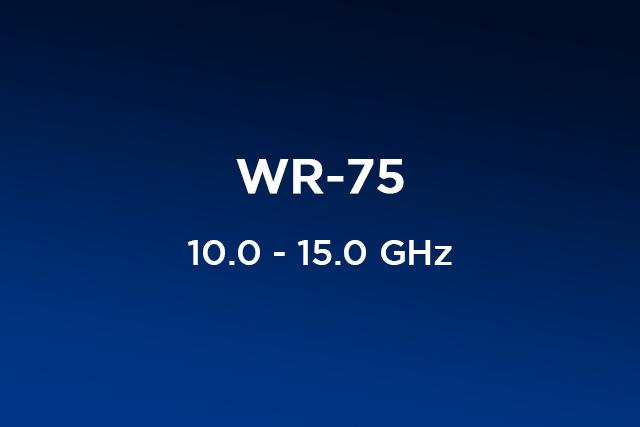 WR-75
