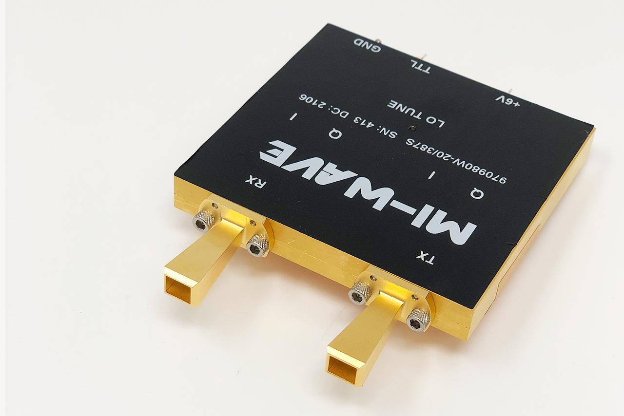 wr-10 transceivers lnb